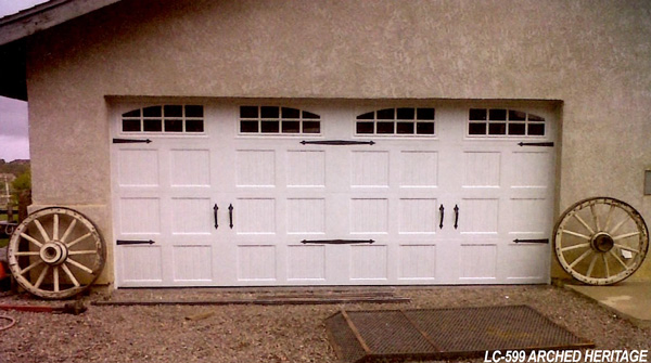Panel Design Carroll Garage Doors