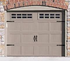 Vinyl Garage Doors Carroll Garage Doors