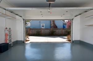 Garage Door Maintenance and an Inspection