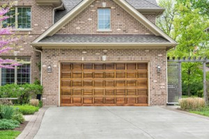 Garage Door to Complement