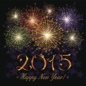 Welcome 2015! Celebrate with a New Garage Door from Carroll Garage Doors