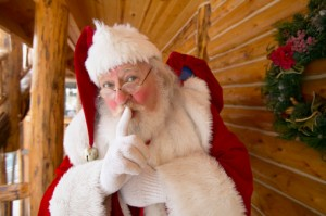Get your Garage Door Ready for Santa!