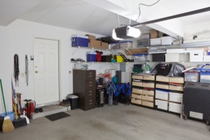 Motivate Yourself to Clean the Garage by Getting a New Door