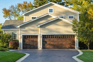 Keep your family safe from intruders by updating your garage door
