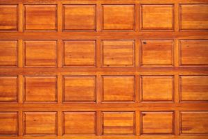 Which garage door material is right for you? Considering wood.
