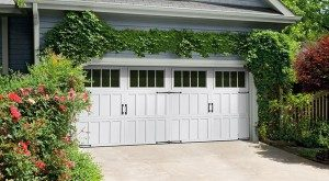 Carriage Style Garage Doors in Hidden Hills CA