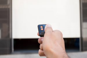 Is your garage door remote broken?