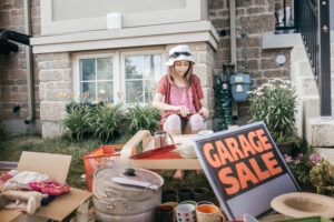 4 Tips to Have the Best Garage Sale This Summer
