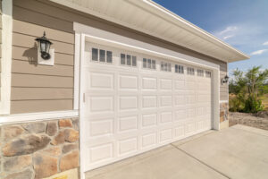 How To Fix Garage Door  That Opens Slow